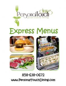 Express Menu Icon