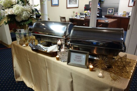 California Bank & Trust - Holiday Party - 2014 - Personal Touch Dining - Catering (2)