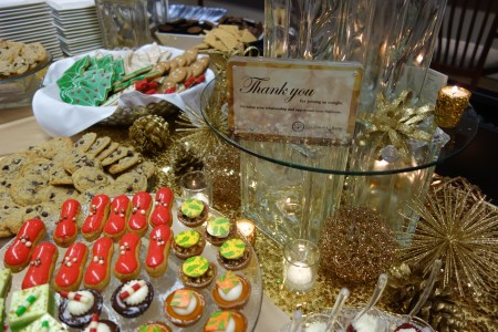 California Bank & Trust - Holiday Party - 2014 - Personal Touch Dining - Catering (24)