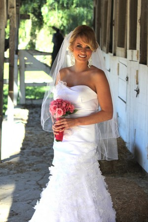 LCR - Bride at Barn