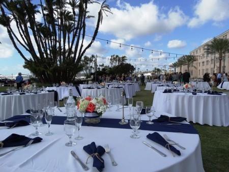 WF Park wedding